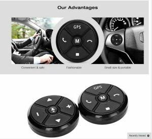 Universal Radio Remote Control DVD GPS Steering Wheel Control Wireless 10 button