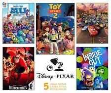 CEACO DISNEY PIXAR COLLECTION JIGSAW PUZZLES 5 IN 1 #3704-1