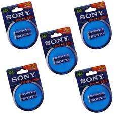 10x Sony Stamina Plus Micro Battery Batteries AAA LR03 1,5V 10 Piece Battery