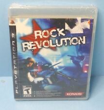 Rock Revolution PLAYSTATION 3 PS3 BRAND NEW FACTORY SEALED