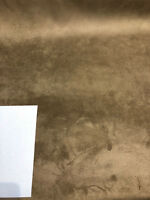 25 Yard Roll Super Suede fabric Coffee Drapery Upholstery Fabric By The Yard