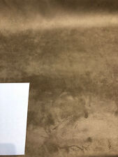 P Kaufmann Super Suede Coffee Upholstery Fabric by the yard
