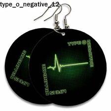 TYPE O NEGATIVE - Earrings