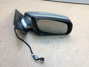 Mercedes W204 Aussenspiegel Spiegel rechts A2048100219 Iridiumsilber Silber *W56