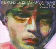 Belong [Digipak] by The Pains of Being Pure at Heart (CD, Mar-2011, Slumberland)