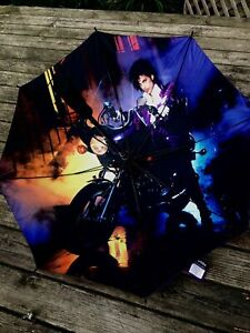 Prince Tribute Night Limited Edition Umbrella-Twins Target Field 6/16/17 NEW