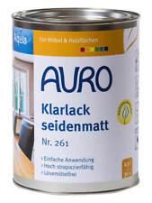 AURO Klarlack, seidenmatt - Nr. 261 - 2,5 Liter