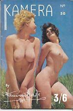 KAMERA Nr. 50, FKK, Nudist, Nude, Harrison Marks, UK