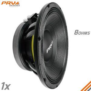 """1x PRV Audio 12W1600 Low Frequency Woofer PRO Loudspeakers 12"""" 8 Ohms 1600 Watts"""