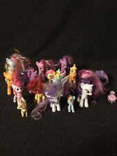 MY LITTLE PONY LOT toys figures