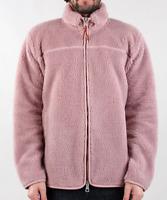 Albam Pink Combat Fleece Jacket Mens Size Medium *REF142*