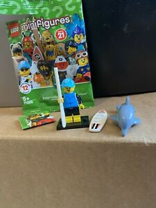 LEGO Series 21  - Paddle Surfer #1 71029