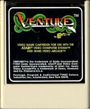 Atari 2600 game Venture Blacklabel cartridge