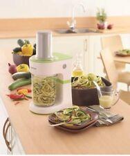 Kenwood 0W21610001 Electric Spiraliser for Fruit & Vegetables 0.5 L White/Green