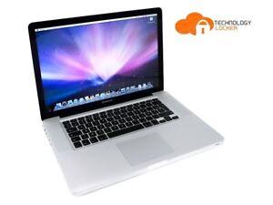 "Apple MacBook Pro A1286 15"" Late 2011 Intel i7 2nd Gen 2.50GHz 16GB 750GB Yosemi"
