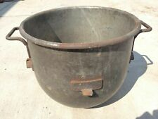 Hobart Vmlh 40 Mixing Bowl For 40qt Mixer For Re Tin