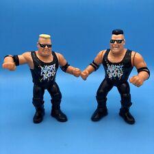 The Nasty Boys WWF Hasbro Wrestling Figure WWE WCW ECW Boyz