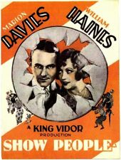 Show People - 1928 - King Vidor Marion Davies - Vintage b/w Silent Film DVD