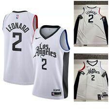 NWT Nike Los Angeles Clippers Kawhi Leonard City Edition Swingman Jersey Sz 2XL