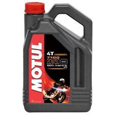 Motul 7100 Synthétique 4t huile 20w50 4-liter 104104
