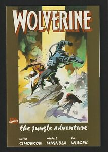 Wolverine: The Jungle Adventure (1990) Marvel Comics