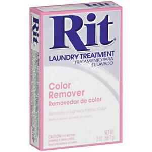 Rit Dye Colour Remover 56.7g - For Removing Colour and Dye Stains For Dyeing