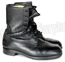 CANADIAN ARMY COMBAT BOOTS - MK3 / MARK 3 - SZ 10 to 10.5 WIDE - 24KR46A