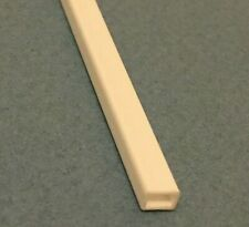 """Dual 1/8"""" or 3/16"""" white Spacer Strip for Picture Framing, Self-adhesive"""