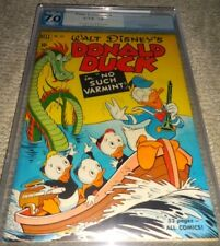 1951 Dell Four Color FC #318 Donald Duck PGX 7.0 F/VF