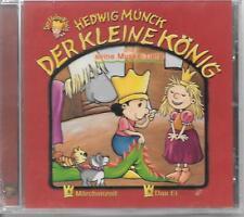 CD Hedwig Munck `Der kleine König - Muske-Tiere  - Märchenzeit + Das Ei` Neu/OVP