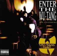 WU-TANG CLAN / ENTER THE WU-TANG CLAN * NEW CD * NEU *