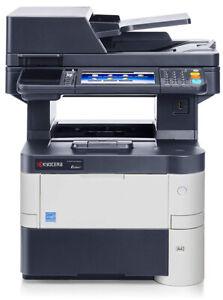 Kyocera M3540idn MFP Laserdrucker MFP A4 Drucker Kopierer Scanner Fax 1A Zustand