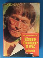 """Nachlaß PIERRE BRICE: Buch """"Memoire Vive"""", aus seiner Sammlung! Nachlaßstempel"""