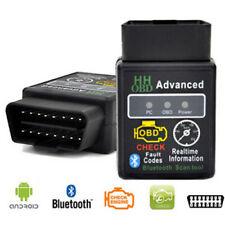 New Bluetooth OBDII Car Diagnostic Scanner Code Reader ELM327 Universal