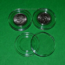 10 - DIME 18mm Direct Fit Coin Capsules Airtite Size A18