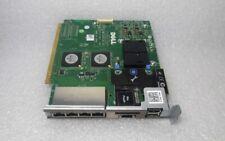 FMY1T Dell 4-Port Network 2 Port USB Riser Board R910