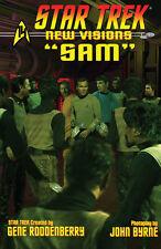 Star Trek: New Visions #14 'Sam' IDW 2017