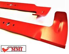 MMT Premium HighLift Messer Satz Black Edition PRO /84 Rasentraktor