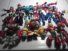 mega man toy lot