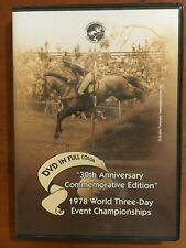 New listing Equine equestrian 1978 World 3 Day Event Championship Horse Equine Equestria DVD