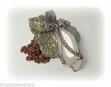Handmade Quartz Gemstone Costume Necklaces & Pendants