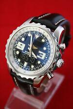 Breitling Round Wristwatches with Alarm