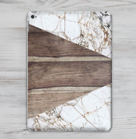 Geometric iPad Pro 11 12.9 2018 Cover Wooden iPad 10.2 Case Marbled iPad Mini 5