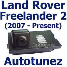 Land Rover Freelander 2 Reversa Aparcamiento trasero vista cámara coche revertir atrás et