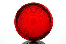 Antique Kopp Railroad Lantern Signal Glass / Red 5'' L 3 1/2'' F (V4446)