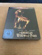 An American Werewolf in Paris Turbine Steel Collection Steelbook Blu Ray Horror
