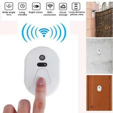 RF Ring WIFI Doorbell Wireless Video Camera Phone Anti-theft Alarm Home Security