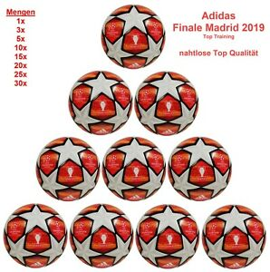 Adidas Finale 2019 Nahtlose Fußbälle Trainingsbälle Ballpakete Madrid 2019 TOP