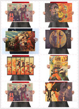 Naruto Classic Cartoon Kraft Paper Bar Cafe Retro Poster Decorative Painting