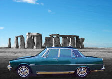 AUTOMOTIVE ART - ROVER 3500 S/V8  - LIMITED EDITION (25)